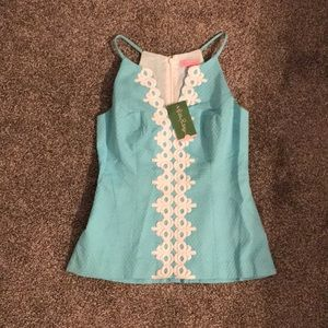Tops - Lilly Pulitzer Breakwater Top